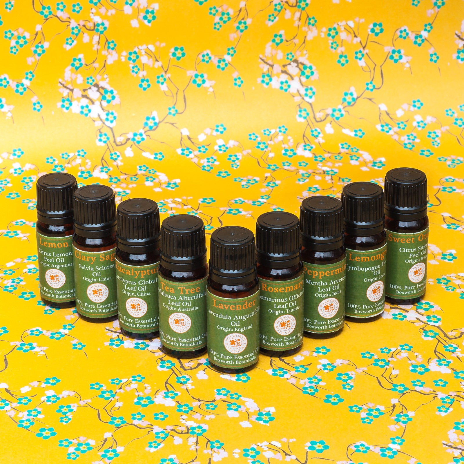 Where To Buy Essential Oils? Try Boxworth Botanicals