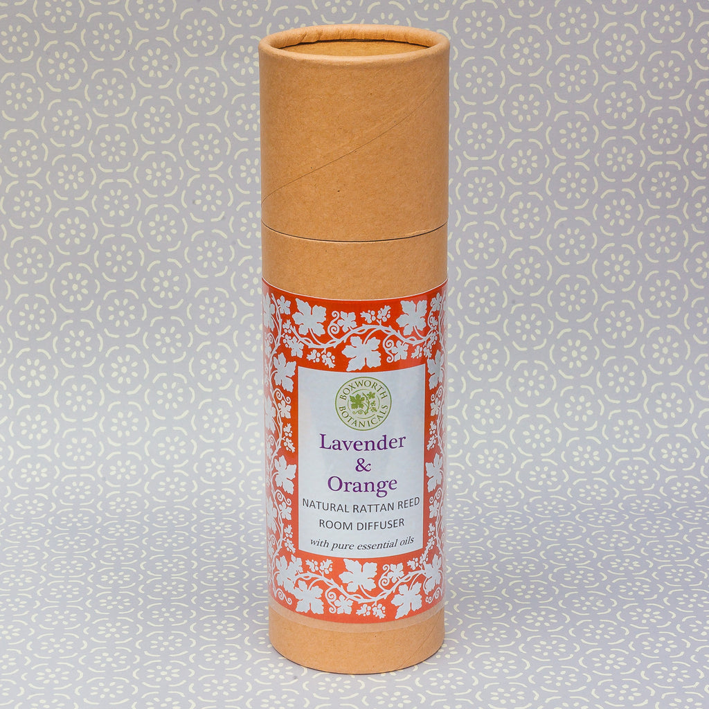 Reed Diffuser Lavender & Orange