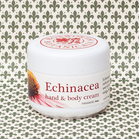 Echinacea Cream good for slow healing wounds