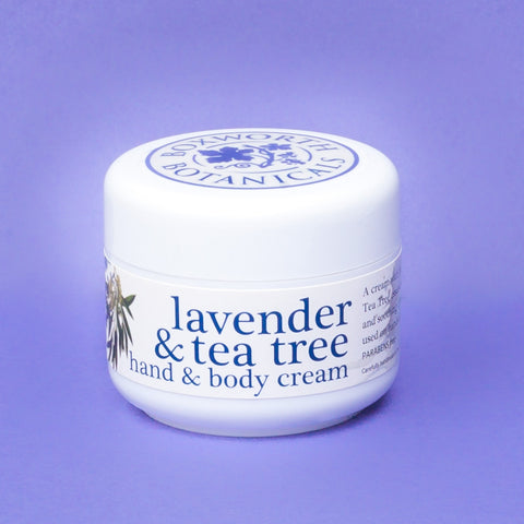 Lavender & Tea Tree Cream