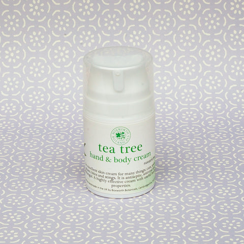 Tea Tree Natural First Aid Kit