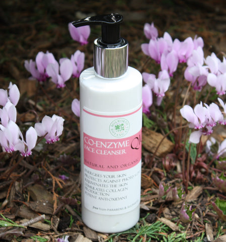 Co-enzyme Q10 Face Cleanser