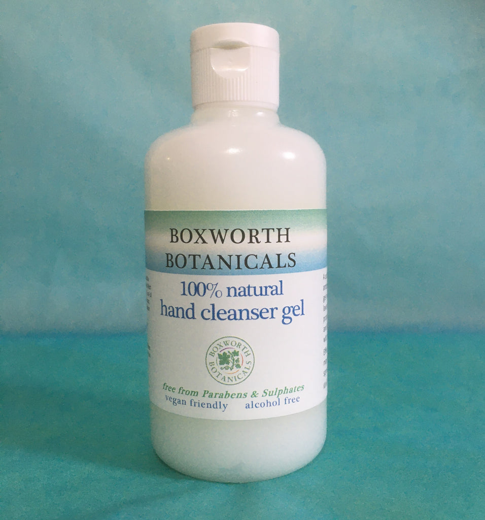 Natural Hand Cleanser Gel 125ml