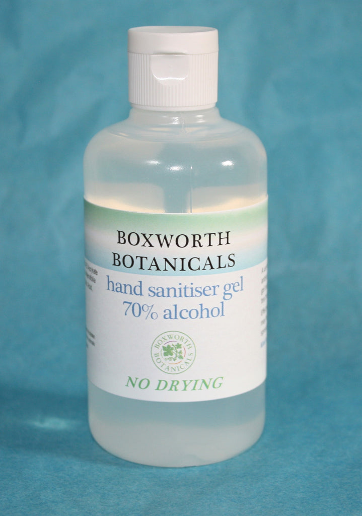 Hand Sanitiser with 70% proof alcohol