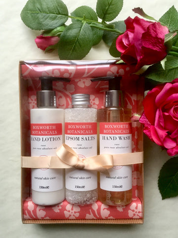 Pure Rose Luxury Gift Set