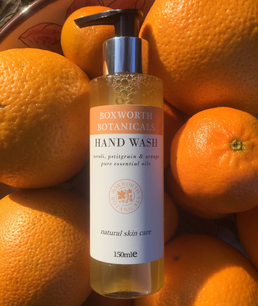 Neroli, Petitgrain and Orange  Hand Wash
