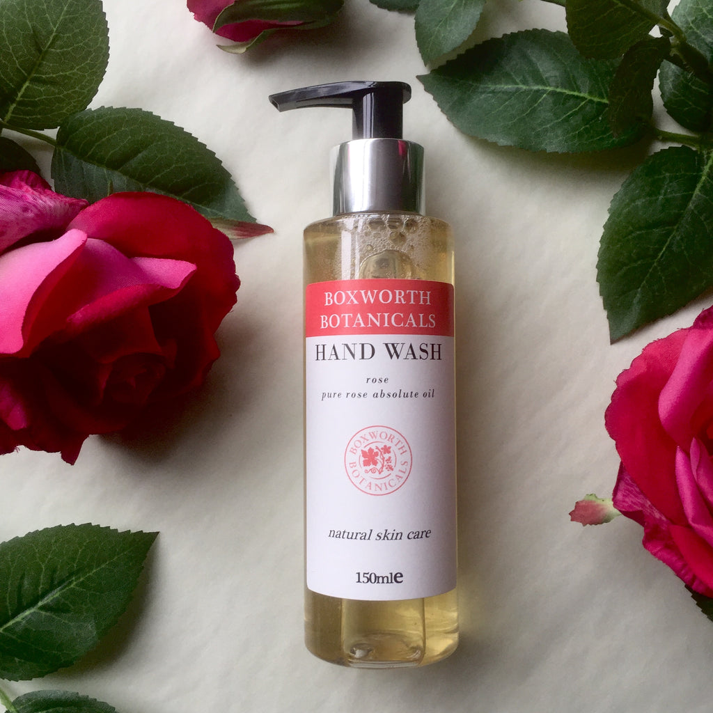 New Rose Hand Wash