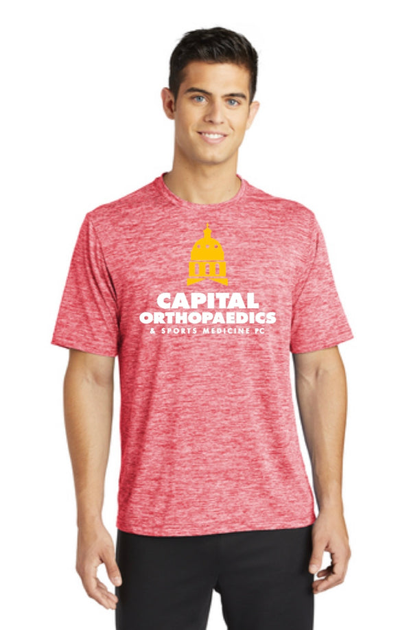 Capital Orthopaedics-ST390 Sport-Tek® PosiCharge® Electric Heather Tee