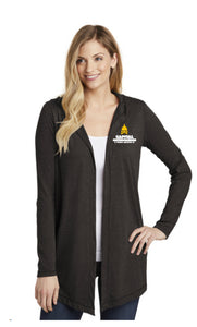 Capital Orthopaedics - DT156 District ® Women's Perfect Tri ® Hooded Cardigan