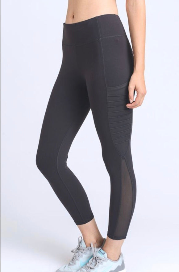 Mono B - Gia cropped semi legging