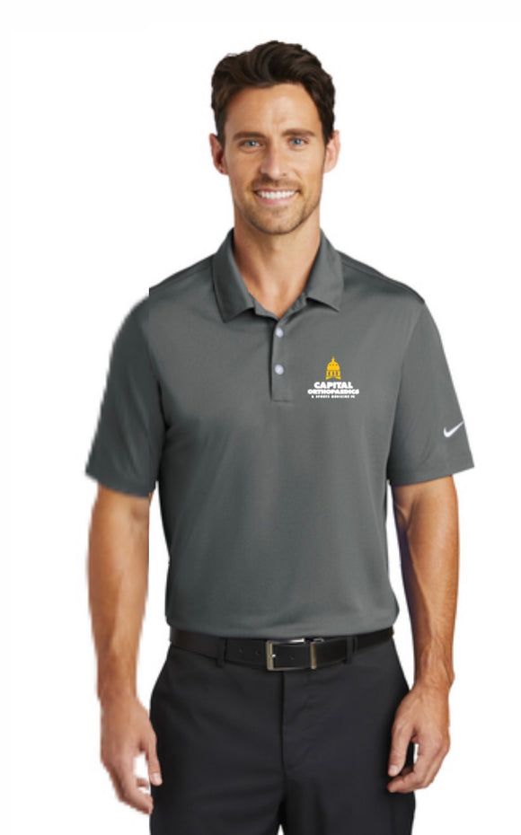 Capital Orthopaedics 637167  Nike Dri-FIT Vertical Mesh Polo