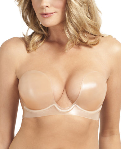 Body Sculpting Strapless U Plunge Bra