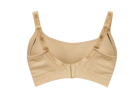 Nude Rock Candy Seamless Nursing/Maternity Bra