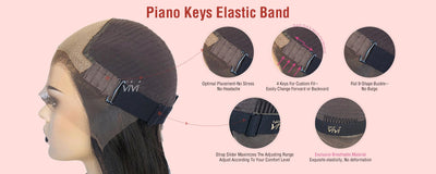 What's the best elastic band for wigs? Must know before buying wigs!