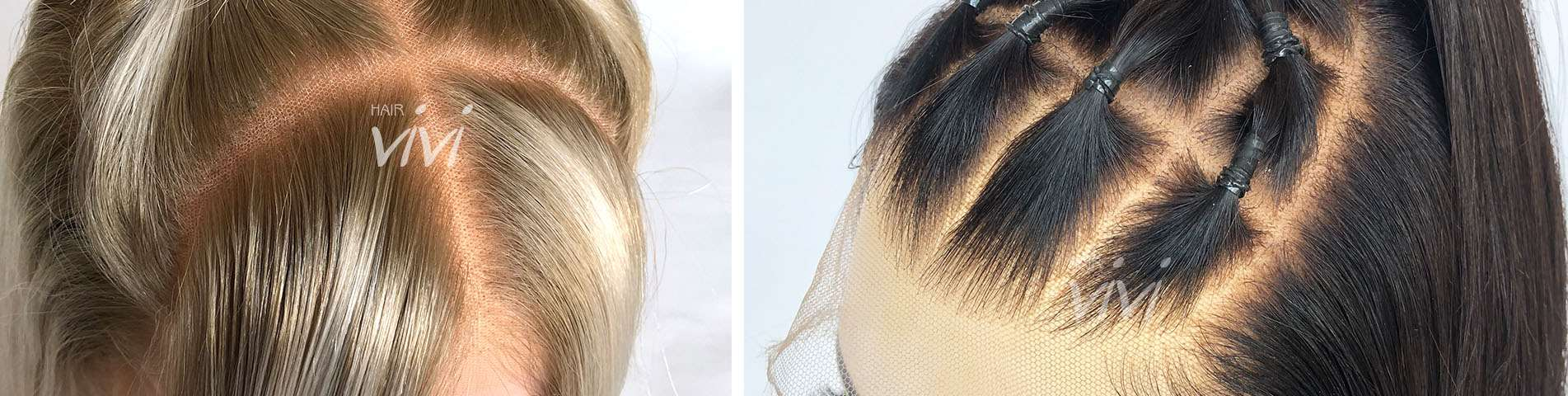 how to install a lace front wig