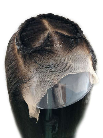 how to measure head for wig
