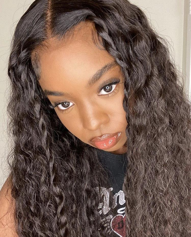lace front wig hairstyles