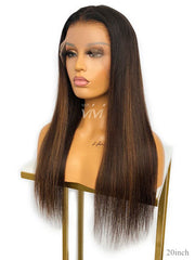 brown human hair wigs