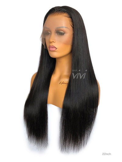 glueless full lace human hair wig