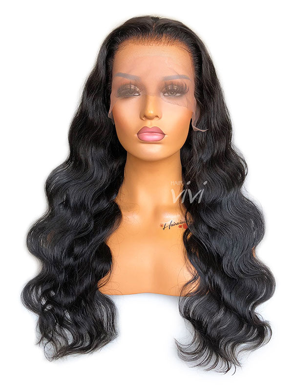 Body Wave T Part Lace Wig Human Hair
