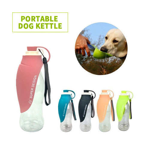 Portable Dog Kettle