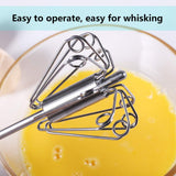 Semi Automatic  Egg Whisk