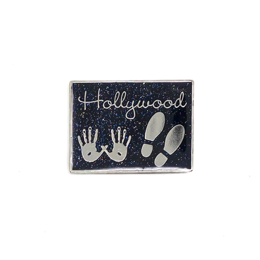 Hollywood Handprint Magnet