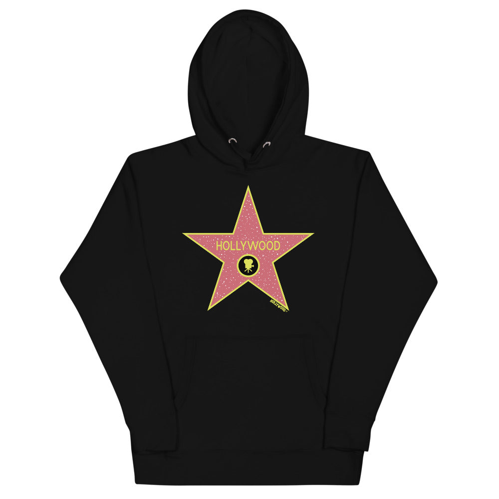 Hollywood Walk of Fame Hoodie