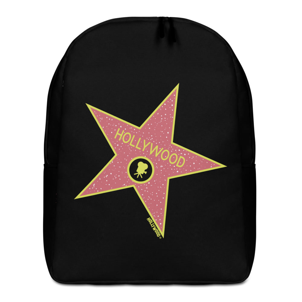 Hollywood Walk of Fame Minimalist Backpack