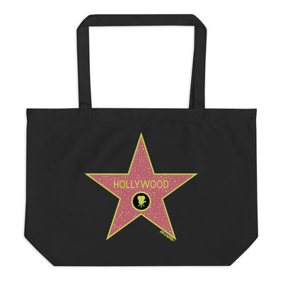 Hollywood Walk of Fame Tote Bag