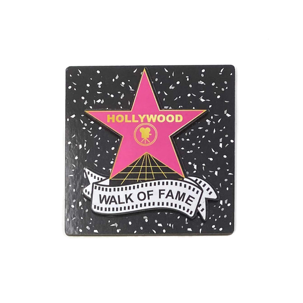 Hollywood Walk of Fame Magnet