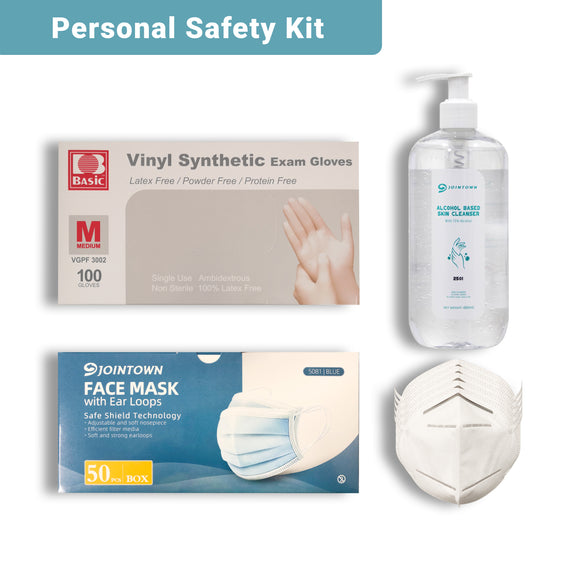 Jointown Medical Devices - Personal Safety Kit - Jointown International