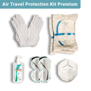 Jointown Face Shield Air Travel Kit - Jointown Faceshield - Jointown International