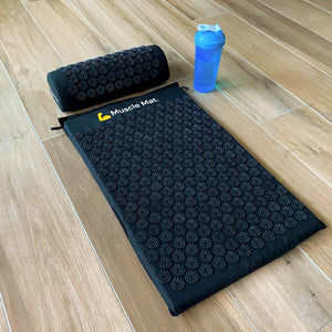 Muscle Mat Luxury Acupressure Mat With Pillow - Pre Order 03/12 - Xmas Guarantee