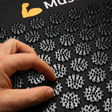 Load image into Gallery viewer, Muscle Mat Luxury Acupressure Mat With Pillow