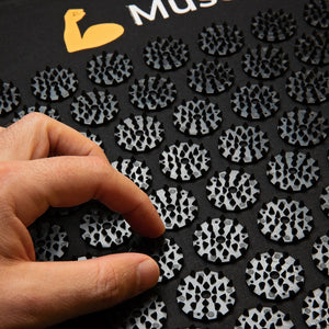 Muscle Mat Luxury Acupressure Mat With Pillow