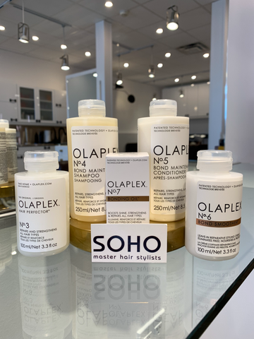 "The Olaplex ""Miracle Hair Repair"" Combo Kit"