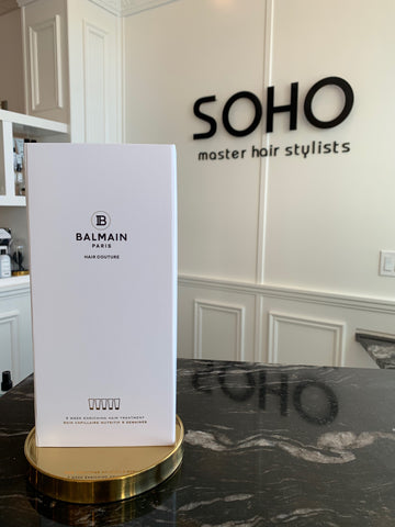 Balmain 5 Week Enriching Hair Treatment