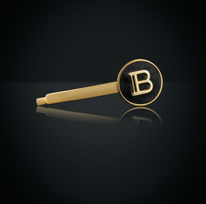 Limited Edition Golden B Logo Hair Slide