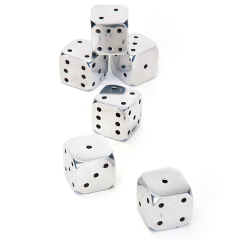 Sin City Dice (set of 6)