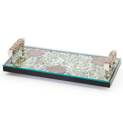Sea Shell Serving Tray