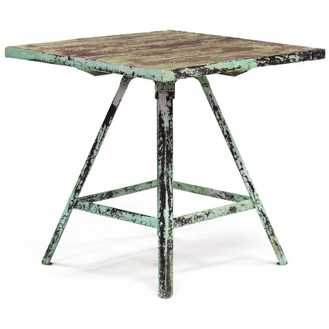 Hand-Painted Work Table