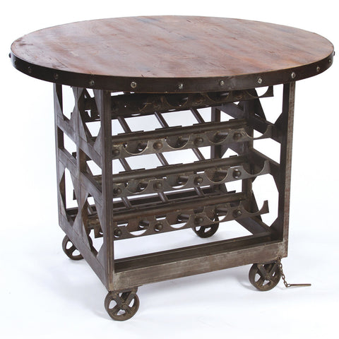 Wine Cellar Table