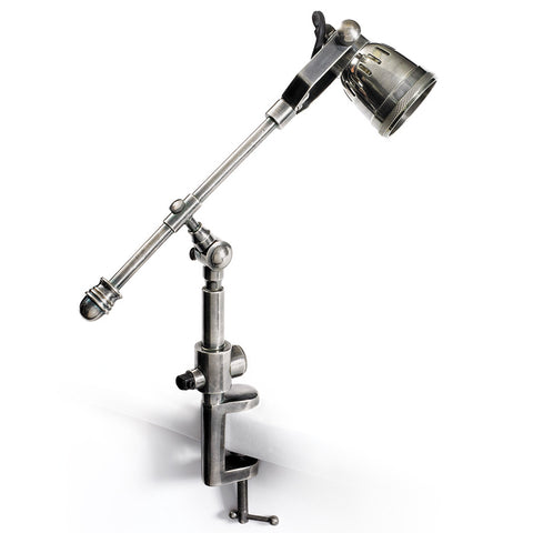 Drafter's C-Clamp Lamp