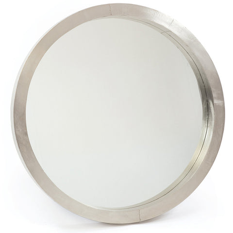 3ft. Circular Nickel Mirror