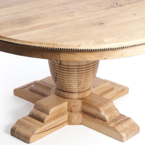 Expandable Vineyard Dining Table
