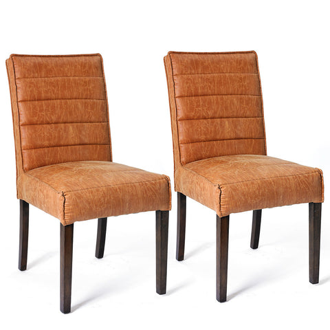 Highback Dining Chairs (set of 2)