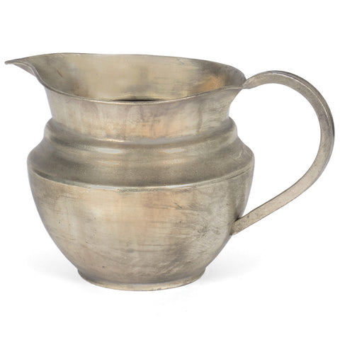 Colonial Brass Pitcher