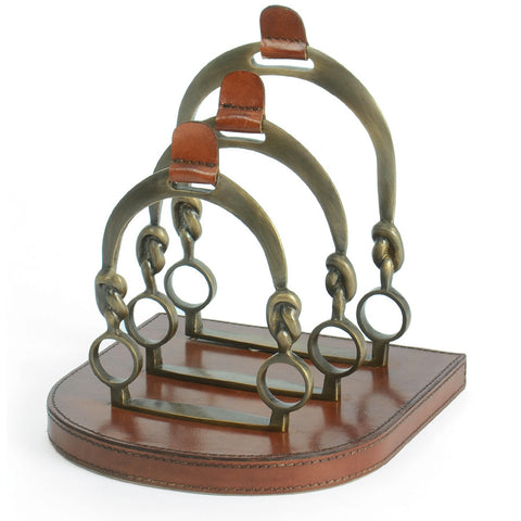 Equestrian Letter Holder