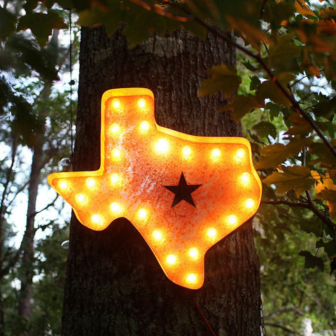"Texas 26"" Vintage Inspired Light"
